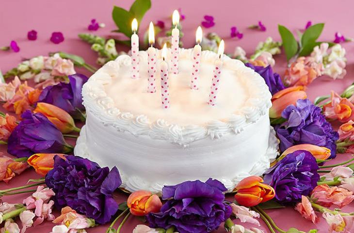 tự làm bánh kem sinh nhật tại nhà