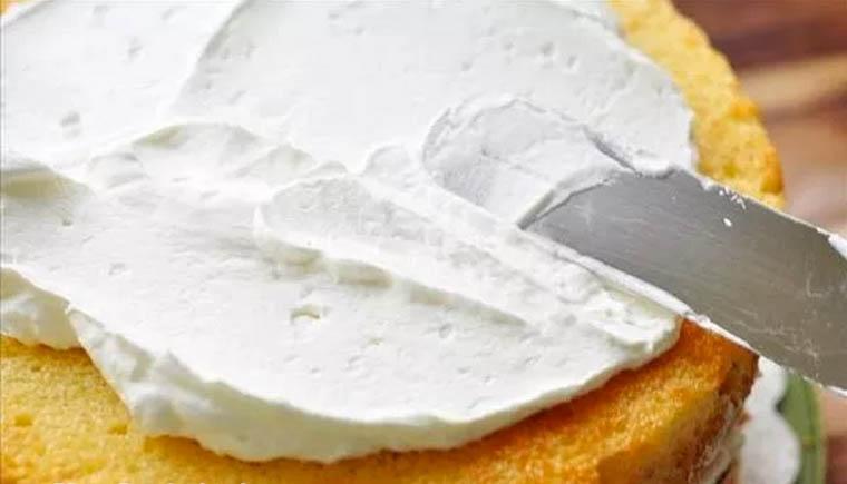 Cách làm bánh kem sinh nhật đơn giản - 8