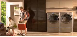 Công nghệ Turboshot trên máy giặt LG là gì?
