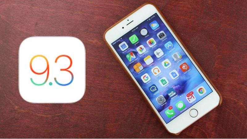 Những tính năng mới cực thú vị của iOS 9.3