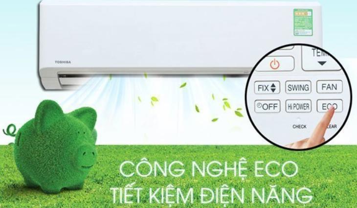 Tiết kiệm điện năng ECO