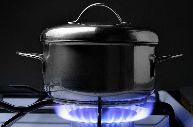 Chọn kích cỡ nồi vừa với bếp nấu