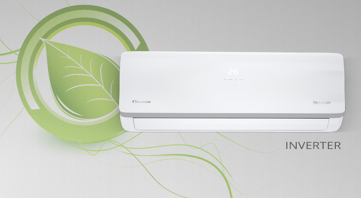 Điều hòa Inverter hoạt động hiệu quả, tiết kiệm