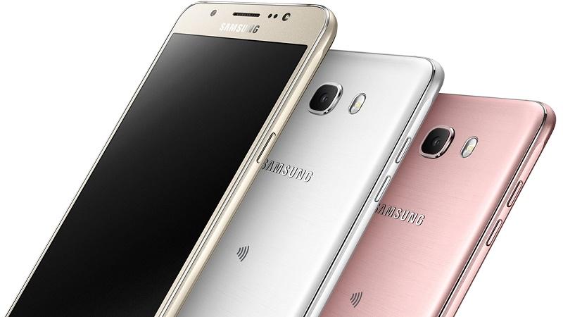 Galaxy J5 và Galaxy J7 2016 chính thức ra mắt, mạnh hơn, sang hơn