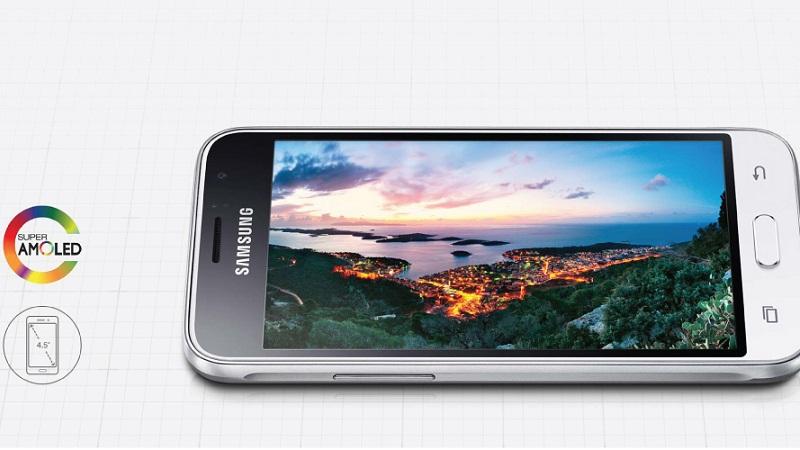 Smartphone giá rẻ Galaxy J1 2016 chính thức lên kệ Thế giới di động