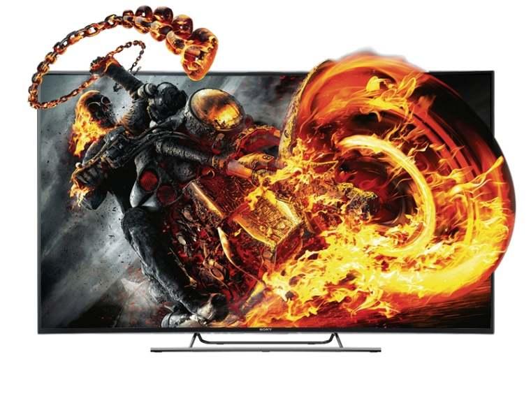 Xem nội dung 3D ngay trên tivi hiện đại