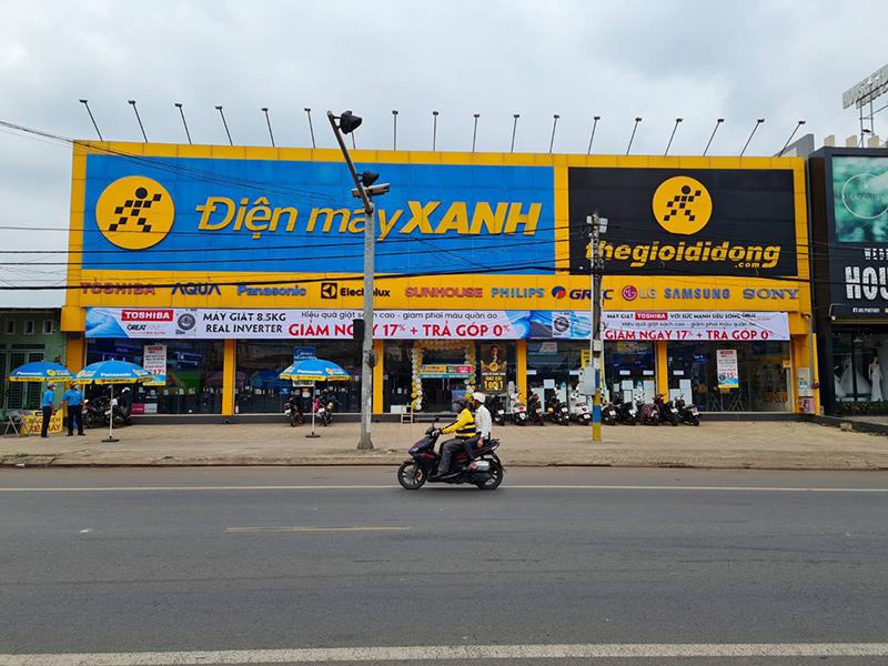 Siêu thị Điện máy XANH Gia Kiệm, Thống Nhất, Đồng Nai