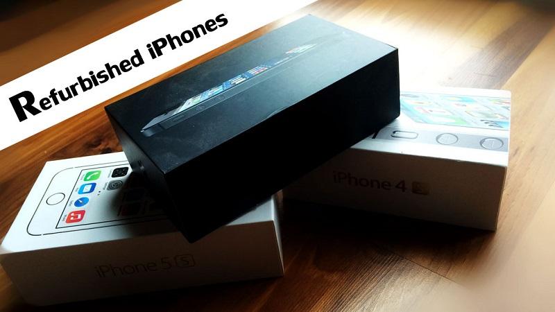iPhone hàng Refurbished