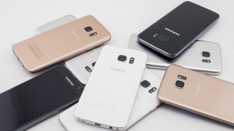 Một số cách phân biệt Galaxy S7 hàng thật và hàng nhái