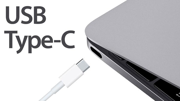 Cổng USB Type C trên Macbook