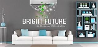 Toshiba ra mắt dòng máy lạnh Bright Future 2016 – Dẫn đầu công nghệ tiết kiệm điện