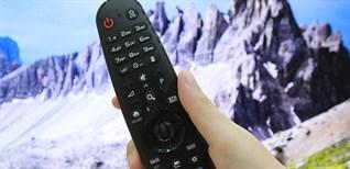 Cách đăng ký điều khiển thông minh Magic remote trên Smart tivi LG 2016