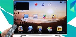 Asanzo giới thiệu Smart tivi hệ điều hành Android