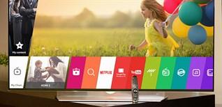 Đánh giá giao diện WebOS 3.0 trên Smart tivi LG