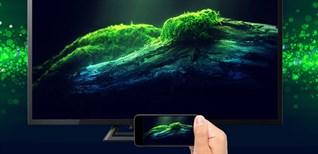 Cách chuyển hình từ iPhone lên tivi Sony