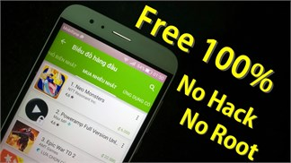 Cách tải miễn phí những ứng dụng tính phí trên iPhone, Android, Lumia