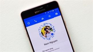 Messenger hỗ trợ tìm kiếm bạn bè bằng QR Code rất nhanh chóng, tiện lợi