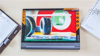 Trên tay Lenovo YOGA Tab 3 Pro: Tích hợp máy chiếu, dải 4 loa JBL cao cấp