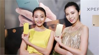 Rò rỉ 2 mẫu smartphone Sony nhỏ gọn, có thể là Xperia C6 với camera 16/21 MP