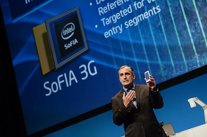 Intel tập trung phát triển mạng 5G, dừng sản xuất chip cho di động