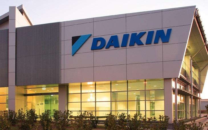 Nguồn gốc của thương hiệu Daikin