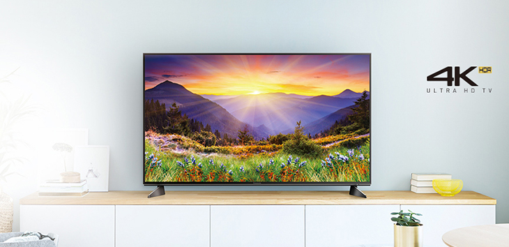 Smart Tivi Panasonic 4K 55 inch TH-55EX600V