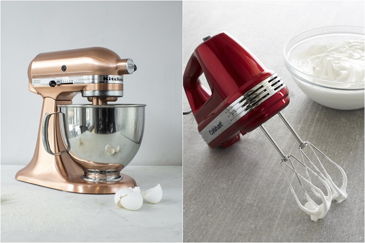 Hai loại máy đánh trứng cơ bản trên thị trường hiện nay