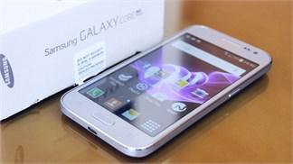 Galaxy Core Prime chip lõi tứ giảm giá chỉ còn hơn 2 triệu đồng