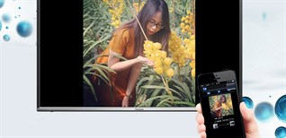Cách chuyển hình từ iPhone lên tivi Panasonic