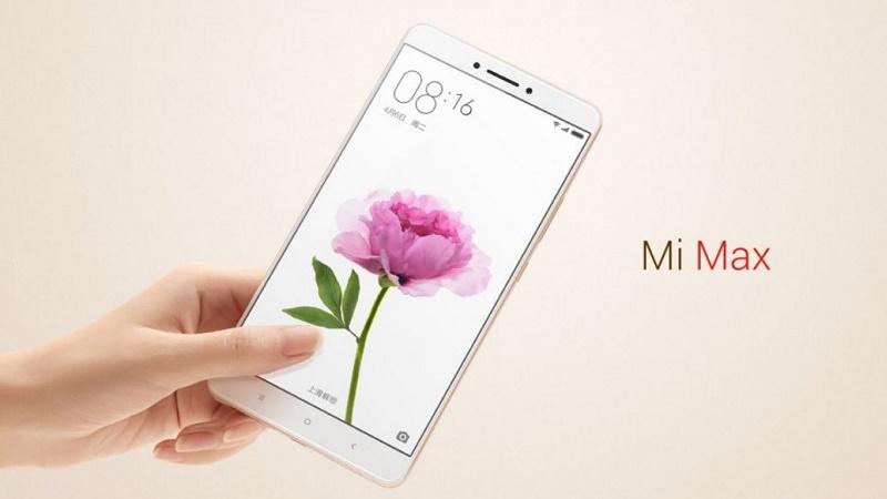 Xiaomi Max khung vỏ kim loại chính thức ra mắt với giá hấp dẫn