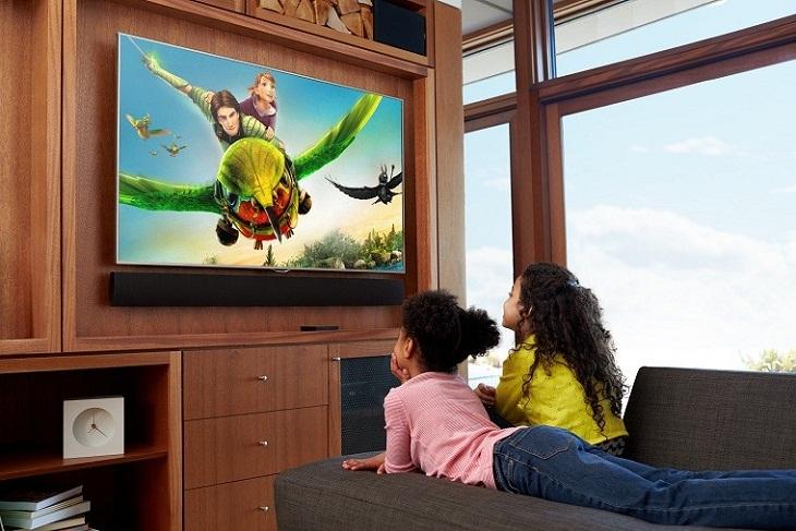 xem tivi 32 inch trong phòng trọ