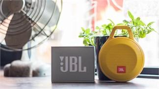 """Đánh giá nhanh cặp đôi loa JBL Clip+ và JBL GO: """"Nhỏ nhưng có võ"""""""