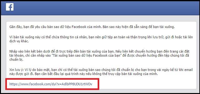 Sau khi click vào bạn sẽ nhận được một hộp thoại yêu cầu nhập mật khẩu Facebook  của mình vào.