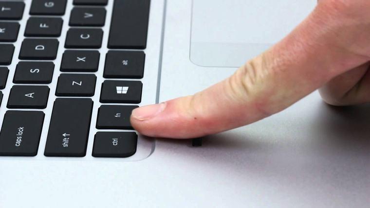 Bảo mật vân tay cho laptop có cần thiết?