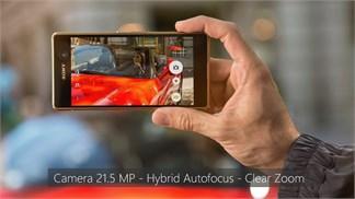 Xperia M5 bản 1 SIM với camera 13/21 MP rẻ hơn cả triệu sắp về VN