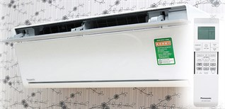Hướng dẫn sử dụng điều khiển máy lạnh Panasonic Sky Series