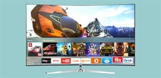 Hướng dẫn cách tải ứng dụng trên Smart tivi Samsung 2019