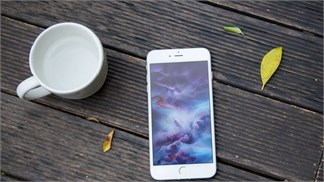 Tạo hình nền mờ ảo sẽ giúp iPhone của bạn đẹp hơn