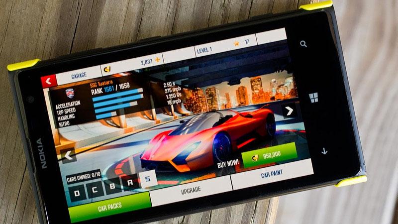 Windows Phone vốn không hề thiếu những tựa game hay và hấp dẫn như các bạn  nghĩ. Mình xin tổng hợp lại 16 trò chơi hấp dẫn, có đồ họa đẹp và ...