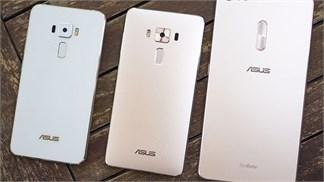 Bộ ba ZenFone thế hệ mới: Bước tiến dài và vững chắc của ASUS