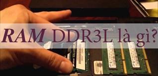 RAM DDR3L là gì?