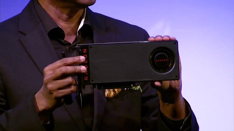 Tại triển lãm Computex 2016 diễn ra tại Đài Bắc, AMD đã chính thức công bố  dòng card đồ họa Radeon RX 480 mới hỗ trợ công nghệ thực tế ảo với mức giá  ...