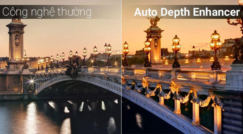 Công nghệ Auto Depth Enhancer trên tivi Samsung