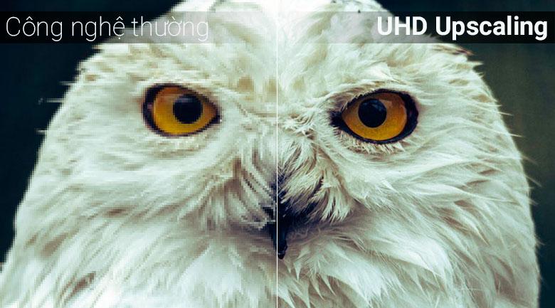 Công nghệ UHD Upscaling trên tivi Samsung