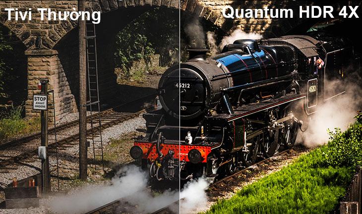Quantum HDR 4X