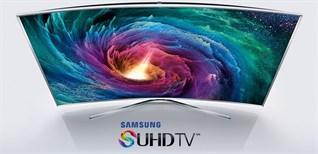 Công nghệ hình ảnh trên tivi Samsung