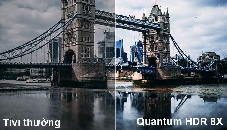 Quantum HDR 8X