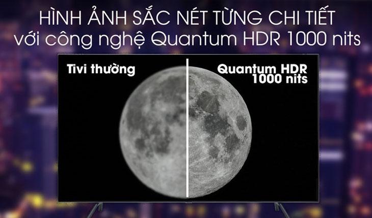 Q HDR 1000 Nits