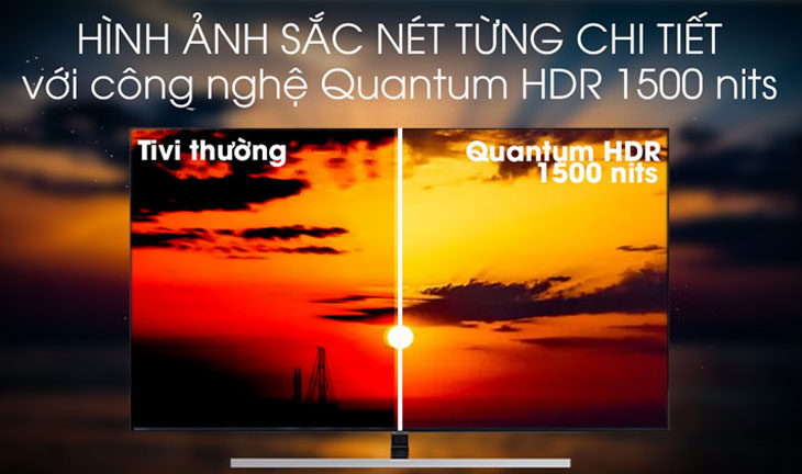 Q HDR 1500 Nits