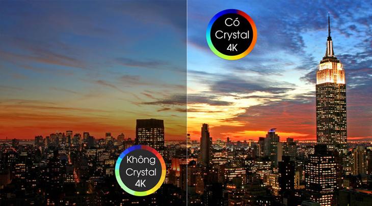 Bộ xử lý Crystal 4K